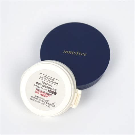 Innisfree My Cushion 111 innisfree my cushion limited edition review