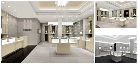 shop in shop interior designs jewellery shop interior design swarovski jewelry