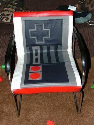 nintendo chair 20 pieces of furniture now that s nifty