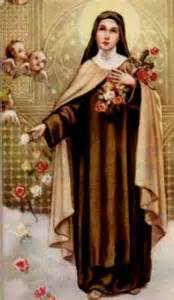 Prayer To St Teresa Of Little Flower - st theresa of the child jesus