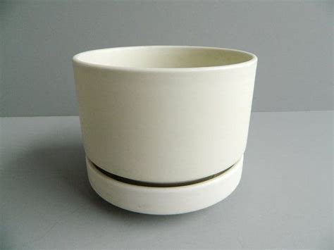 Large White Ceramic Planters arabia finland large white ceramic planter by richard lindh
