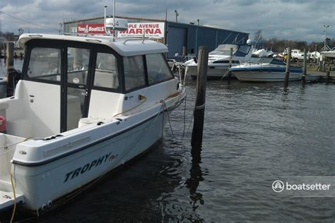 fishing boat captain job description rent a trophy boats 2359 hard top in bay shore ny on
