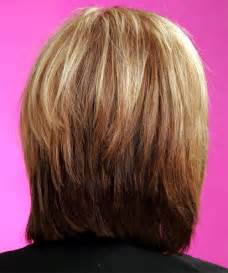 meidum hair cuts back veiw medium layered bob back view hair styles short hairstyle