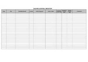 basic hazard register hashdoc