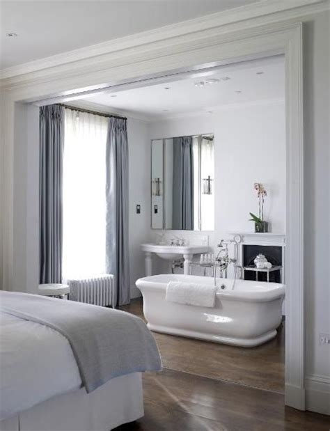 bedroom with open bathroom 25 best ideas about master bedroom bathroom on pinterest