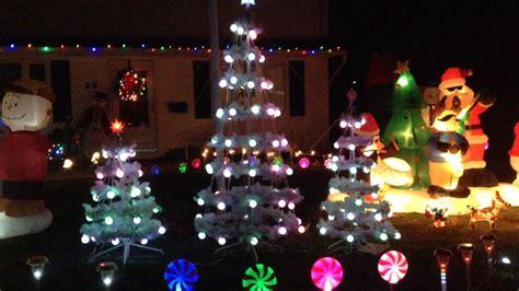 gemmy musical lights christmas trees gemmy lightshow trees