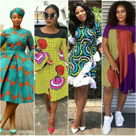 latest ankara short gown fashion trends stylish ankara short dresses for ladies