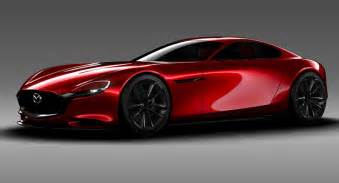 new mazda rx vision concept looks into the rotary s future