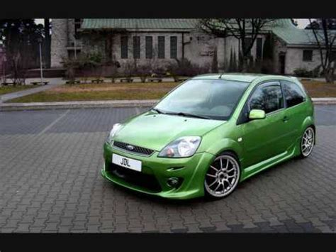 ford fiesta tuning youtube