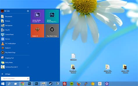 Windows 10 start menu taking a closer look extremetech