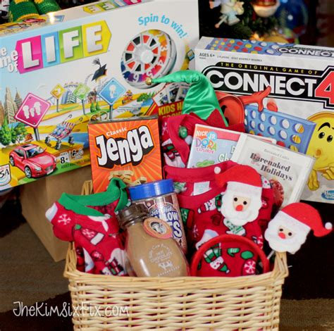 10 christmas eve gift ideas for kids the kim six fix