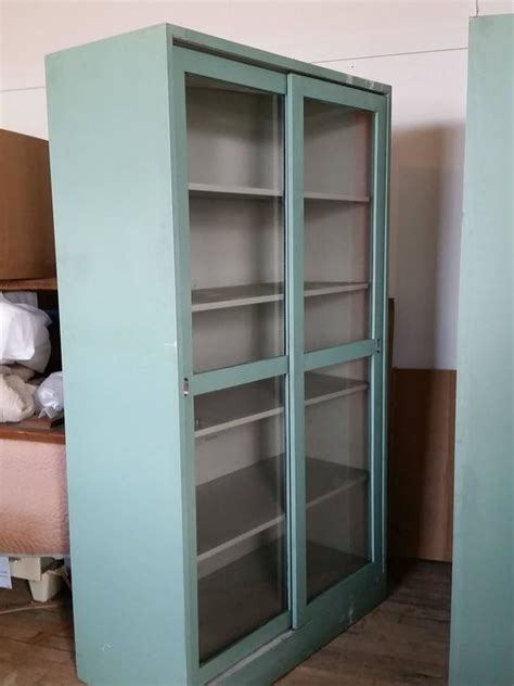 Steel Medical Dental Lab Cabinet Sliding Doors And Industrial Storage Cabinets With Doors