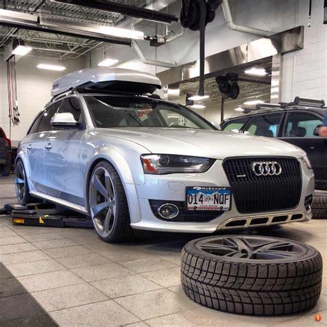 Audi A4 Rotor Felgen by Audis On Oem Rotor Wheels Mega Gallery Nick S Car Blog