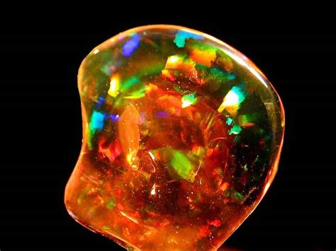 mexican fire opal fire opal