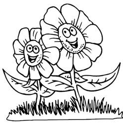coloring pages for kids flower coloring pages for kids coloring lab