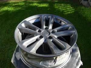how to paint rims with rustoleum wheel paint part 2
