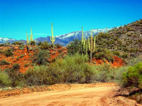 Southwest Adobe Homes by Tonto National Forest Arizona Flickr Photo Sharing