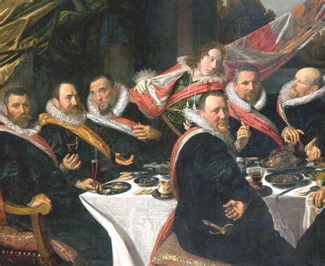 banchetti rinascimentali storia servizio a tavola alla francese o alla russa