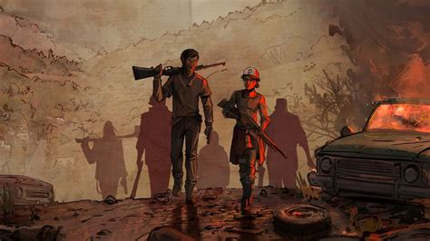 The Walking Dead Iii the walking dead the telltale series season 3 details