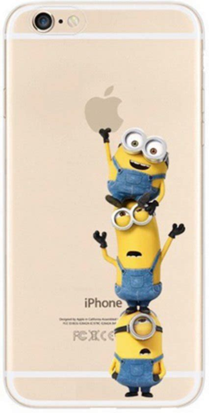 Minion Iphone 5 5s bol despicable me minions iphone 5 5s