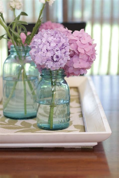 picture frame tray for table centerpiece bridal shower