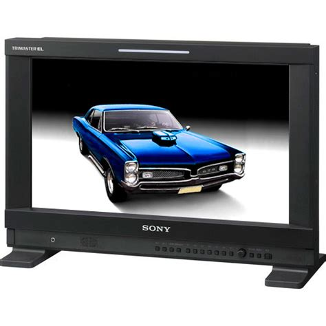 Colour Oled From Sony by Sony Pvm 1741a Oled 17 Held