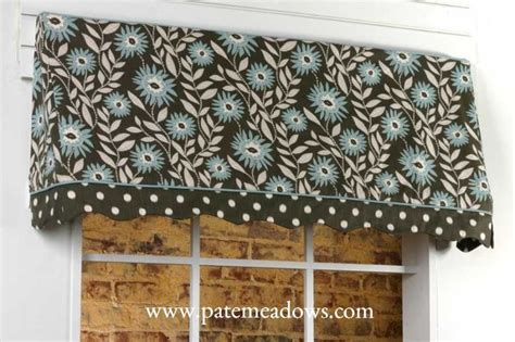 indoor awning valance 1000 images about sadie valance sewing pattern on