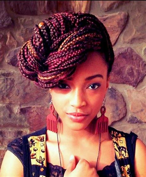braided conservative up do 50 astonishing braided hairstyles for black women best