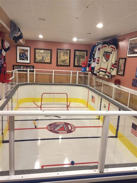 25 best ideas about hockey rink on