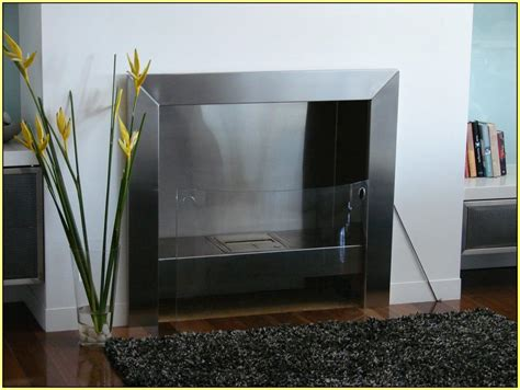 Metal Fireplace Surround Kit by Meta Fireplace Surround Kit Fireplace Designs