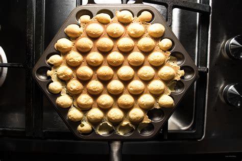 Egg Waffle by Sunday Brunch Hong Kong Waffle Recipe 183 I Am A