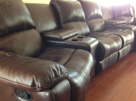 leather sectional sofa rooms to go rooms to go reclining sofa cindy crawford home alpen ridge