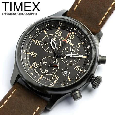Expedition 6704 Mh Black Brown Original cameron rakuten global market boil timex expedition t49905 s and get out and