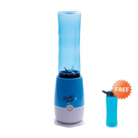 Shake Biru jual shake n take 3rd generation take and go blender