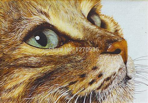 animal painting free buy wholesale cat artwork from china cat artwork