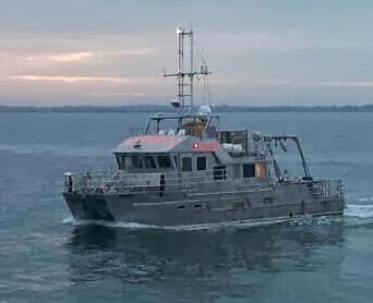 infomar ireland's nearshore seabed mapping project