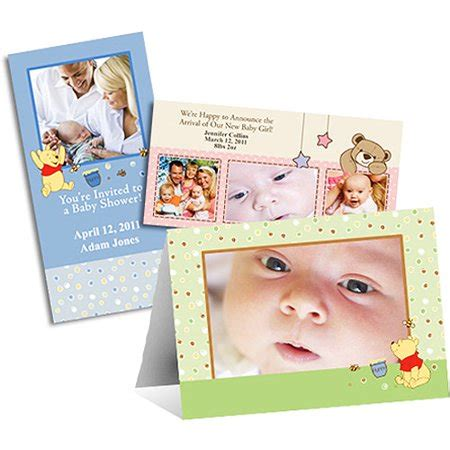 Baby Shower Invitations Walmart by Baby Shower Photo Invitations Walmart