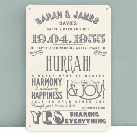 60th Wedding Anniversary Gift Ideas Grandparents by Stunning 60th Wedding Anniversary Gift Ideas For