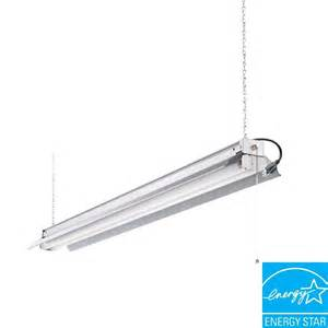 shop light fixtures wattage on home depot lowes wal mart 4 foot lighting