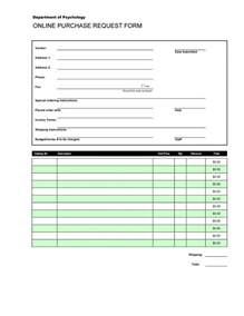 order form template 40 order form templates work order change order more