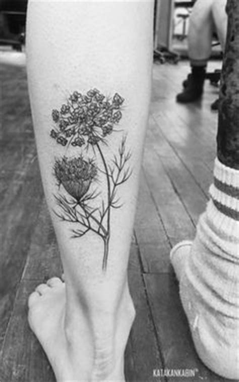 tattoo queen anne tattoo on pinterest raven tattoo queen annes lace and