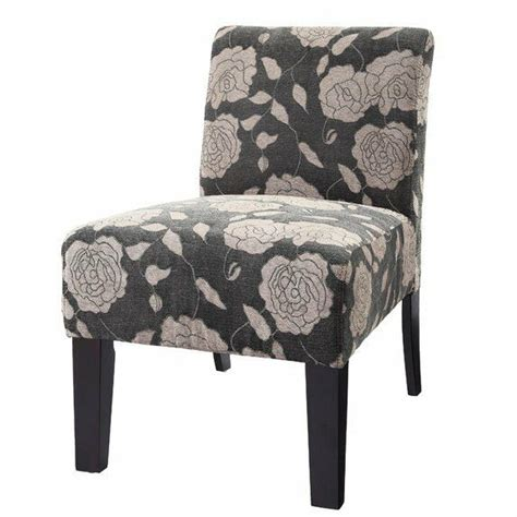Armless Living Room Chairs by Living Room Chair Armless Accent Upholstered Slipper Mid