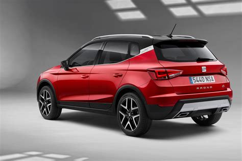 the seat seat arona revealed a supermini on stilts by car magazine