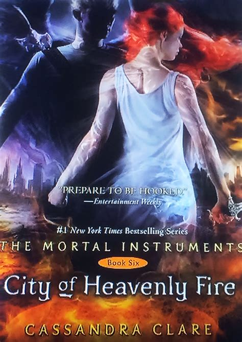 Novel Mortal Instruments City Of Heavenly finally the cover to city of heavenly is revealed tmicanada