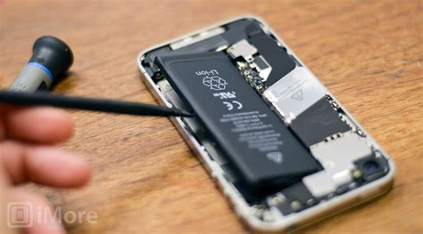 iphone battery replacement how to replace the iphone 4s battery imore