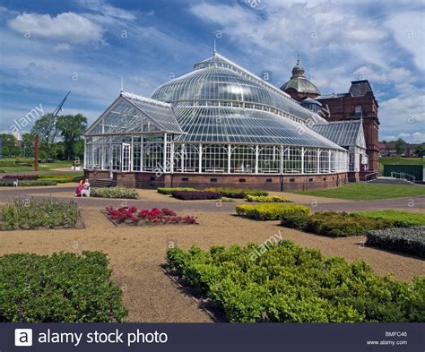 winter gardens glasgow green s palace and winter gardens in glasgow green park