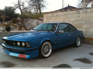 80s Bmw My Favorite Cars 80s And 90s Bmw 635 Csi