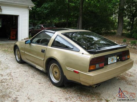 1986 nissan 300zx parts 1986 nissan 300zx turbo automatic