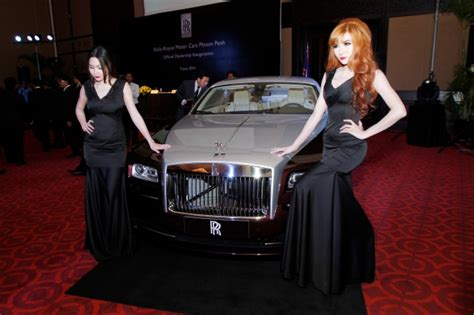 Rolls Royce To Sell Luxury Cars In Cambodia Ctv News Autos