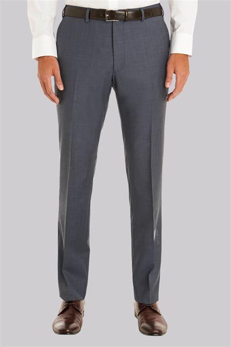 Batis Grey Minus 5 00 ted baker tailored fit steel grey trousers 163 40 00